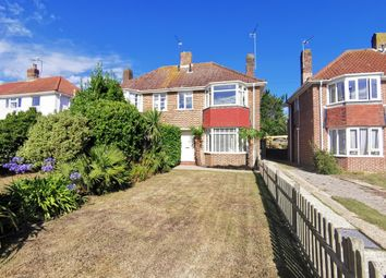 Thumbnail 3 bedroom semi-detached house for sale in Ringmer Road, Worthing