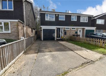 Thumbnail 3 bed semi-detached house for sale in Bracken Road, North Baddesley, Southampton, Hampshire