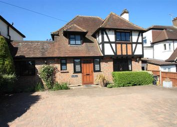 Thumbnail 4 bed detached house for sale in Little Bushey Lane, Bushey