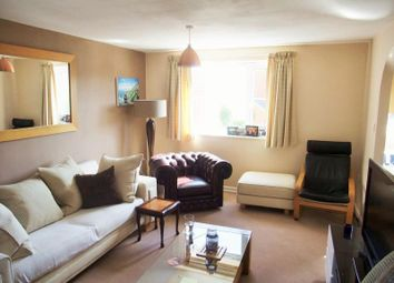 Thumbnail 1 bed flat to rent in Parkside Place, Staines