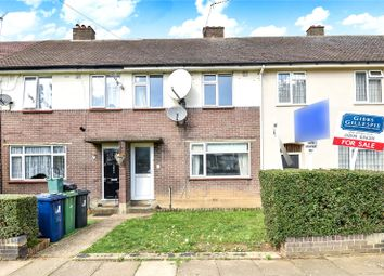 Thumbnail 3 bed terraced house for sale in Ruislip Road, Northolt, Middlesex