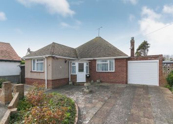 Thumbnail 3 bed detached bungalow for sale in Carlton Rise, Westgate-On-Sea