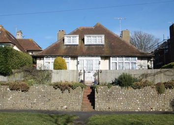 Thumbnail 4 bed bungalow for sale in Falmer Road, Rottingdean, Brighton, East Sussex