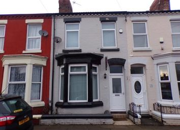 Thumbnail 6 bed terraced house for sale in Bigham Road, Kensington, Liverpool, Merseyside