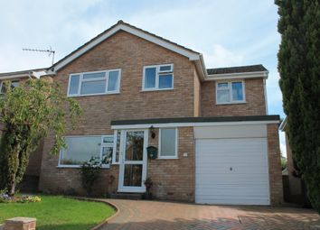 Thumbnail 4 bedroom detached house for sale in Butts Road, Ottery St. Mary