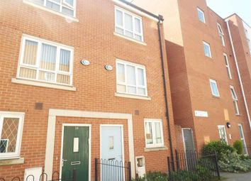 Thumbnail 4 bed town house for sale in Evergreen Mews, Salford