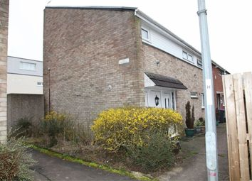 Thumbnail 3 bed end terrace house for sale in East Roedin, Coed Eva, Cwmbran, Torfaen