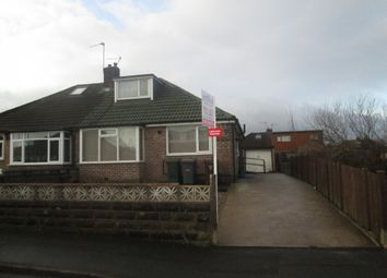Thumbnail 2 bed bungalow to rent in Warwick Close, East Bowling