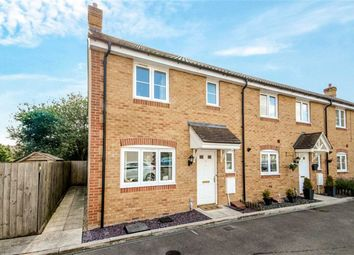Thumbnail 3 bed end terrace house for sale in St Josephs Way, Lyneham, Wiltshire