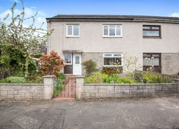 Thumbnail 3 bed semi-detached house for sale in Macdonald Drive, Stirling