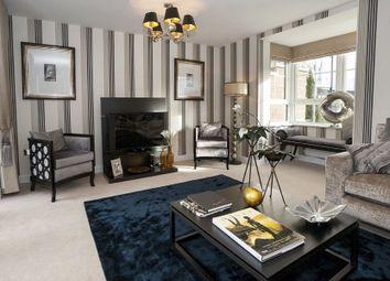 "Thumbnail 4 bed detached house for sale in ""Brunston"" at Glassford Road, Strathaven"