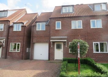 Thumbnail 4 bed semi-detached house to rent in Torksey Street, Kirton Lindsey
