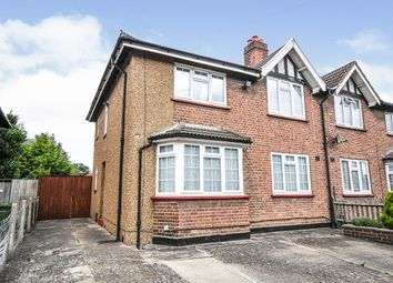Thumbnail 3 bed semi-detached house for sale in Ealdham Square, London