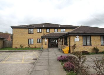 Thumbnail 2 bed flat for sale in Dove Close, Chatham, Kent