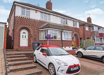 Thumbnail 3 bed semi-detached house for sale in Warren Hill Road, Kingstanding