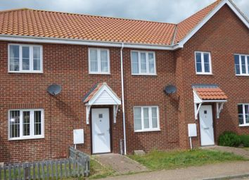 Thumbnail 3 bed terraced house to rent in Rose Lane, Diss