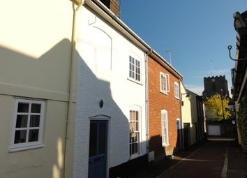 Thumbnail 2 bedroom cottage to rent in Church Walks, Bury St. Edmunds