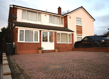Thumbnail 4 bed semi-detached house to rent in Park Hall Road, Walsall