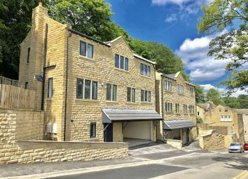 Thumbnail 4 bed detached house for sale in Old Turnpike, Honley, Holmfirth