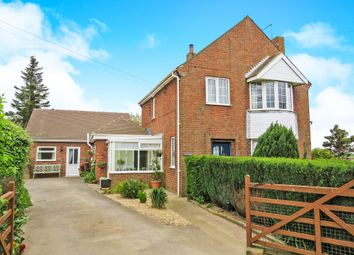 Thumbnail 4 bed detached house for sale in Long Hedges, Fishtoft, Boston