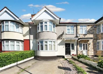 Thumbnail 3 bed terraced house to rent in Rowland Avenue, Queensbury, Harrow