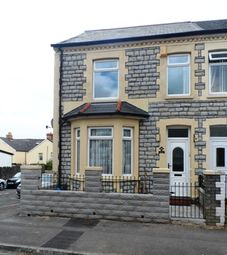 Thumbnail 3 bed end terrace house for sale in St Marys Avenue, Barry
