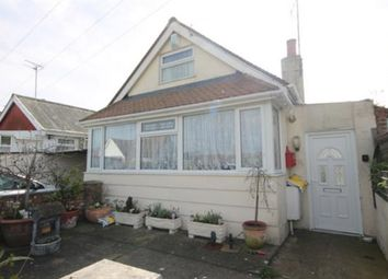 Thumbnail 2 bed bungalow for sale in St. Christophers Way, Jaywick, Clacton-On-Sea