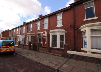 Thumbnail 5 bedroom terraced house for sale in Whitefield Terrace, Heaton, Newcastle Upon Tyne