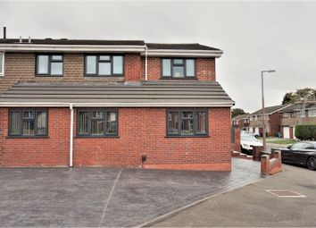 Thumbnail 4 bed semi-detached house for sale in Latham Avenue, Great Barr