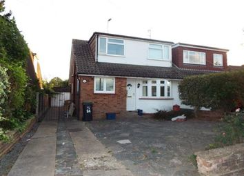 Thumbnail 3 bedroom bungalow for sale in Pinewood Avenue, Eastwood, Leigh-On-Sea