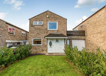 Thumbnail 3 bed link-detached house for sale in Bede Close, Corby