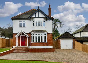 Thumbnail 4 bed detached house to rent in Kingswood Road, Tadworth