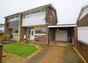 Thumbnail 3 bed semi-detached house for sale in Northwood Park, Woodlesford, Leeds