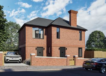Thumbnail 4 bed detached house for sale in Seabank Road, New Brighton