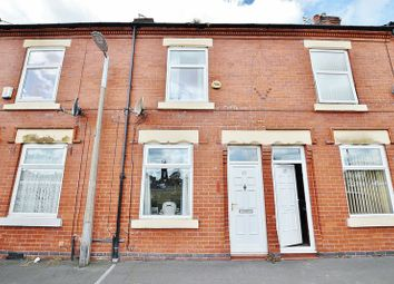Thumbnail 2 bed terraced house for sale in Norway Street, Salford