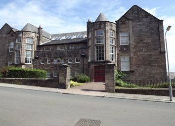 Thumbnail 2 bed flat to rent in The School House, Binnie Stret, Gourock