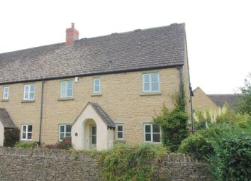 Thumbnail 4 bed semi-detached house for sale in Kingfisher Place, South Cerney, Gloucestershire
