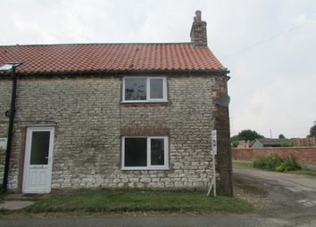 Thumbnail 3 bed semi-detached house to rent in White House Cottages, Foxholes, Driffield