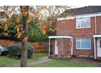 Thumbnail 1 bed maisonette for sale in Raby Close, Tividale, Oldbury