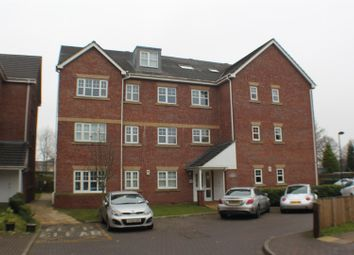 Thumbnail 2 bed flat for sale in Ellesmere Green, Eccles, Manchester
