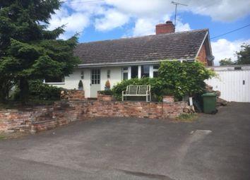 Thumbnail 2 bedroom bungalow for sale in Half Century School Lane, Crowle, Worcester