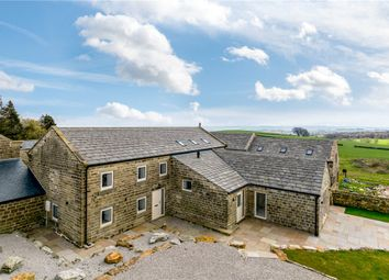 Thumbnail 5 bed property for sale in High North Farm, Fellbeck, Harrogate, North Yorkshire
