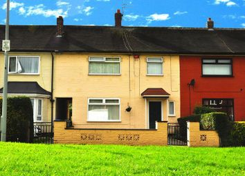 3 bed terraced house for sale in Robinswood Road, Woodhouse Park, Wythenshawe, Manchester M22