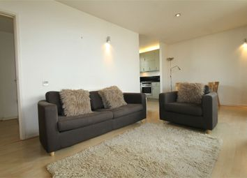 Thumbnail 1 bed flat to rent in Edison Court, Greenroof Way, London