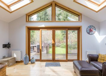 Thumbnail 4 bed detached bungalow for sale in Cuilc Brae, Pitlochry