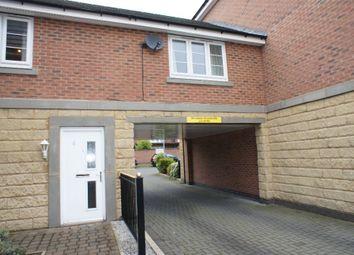 Thumbnail 1 bed flat for sale in Bridgeport Mews, Chapelford, Warrington