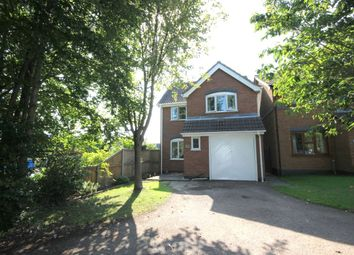 Thumbnail 3 bed detached house for sale in Laud Close, Dussindale, Norwich