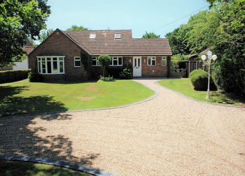 Thumbnail 4 bed detached house for sale in Woodgaston Lane, Hayling Island