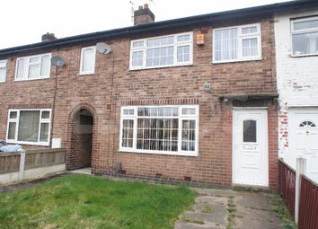 Thumbnail 3 bed town house to rent in Lathom Avenue, Orford, Warrington