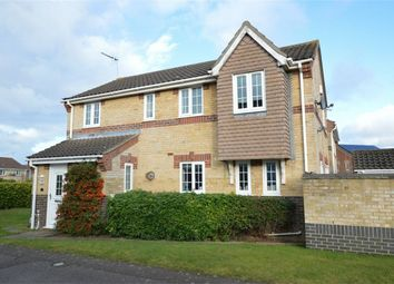 Thumbnail 4 bed detached house for sale in Newcastle Close, Dussindale, Norwich